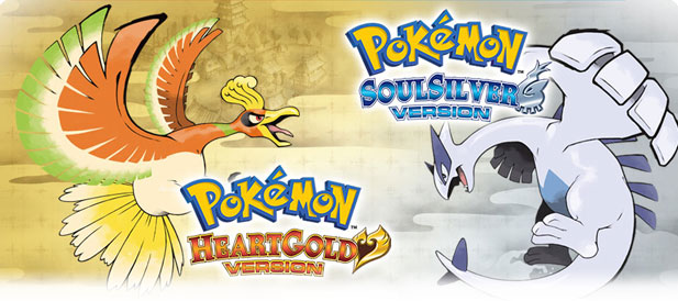 Buy Pokemon Soul Silver & Heart Gold Cheap - Newest ...
