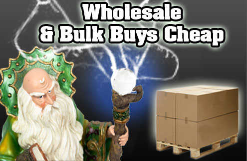 Buy Wholesale Online without a Permit!