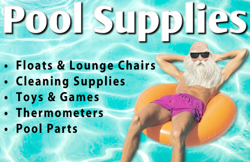 Cheap Pool Supplies & Discount Swimming Pool Supplies & Parts