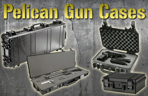 Cheap Pelican Cases - Pelican Gun, Camera & Laptop Cases for Less