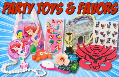 Party Toys - Kids Party Favors & Toys