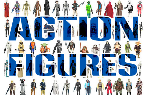 Collectors Action Figures and more!