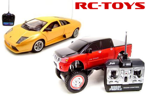 RC Toys - An American Classic
