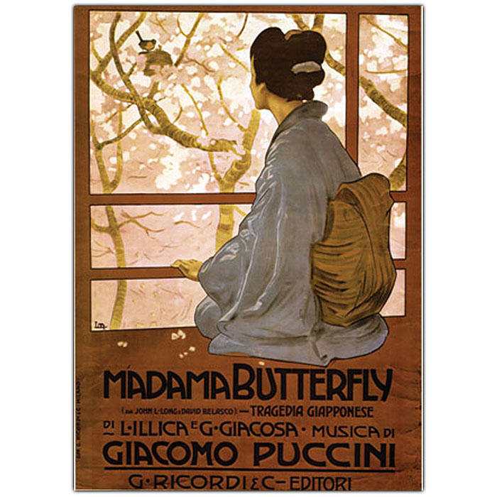 orientalism in madame butterfly The flight of the japanese butterfly: orientalism, nationalism italian composer giacomo puccini produced the now-famous opera madama butterfly in 1904.