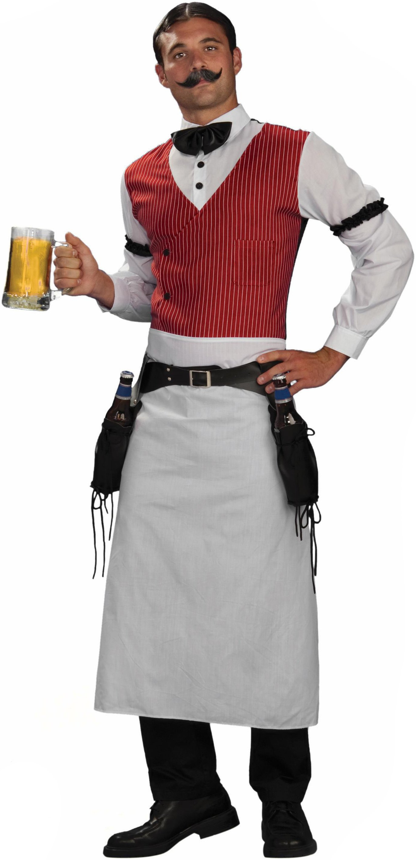 Buy Cheap Bartender Adult Costume - Polyester