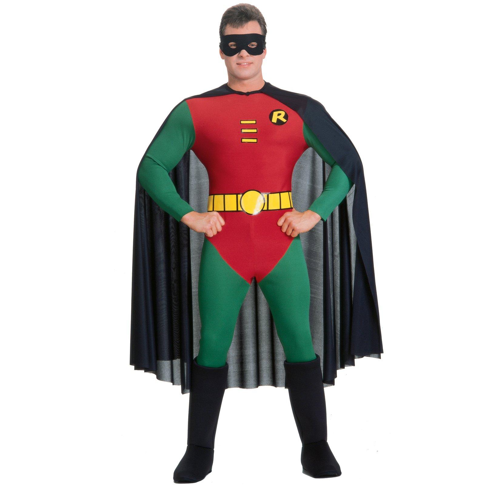 DC Comics Costumes Batman Costumes Robin Costumes