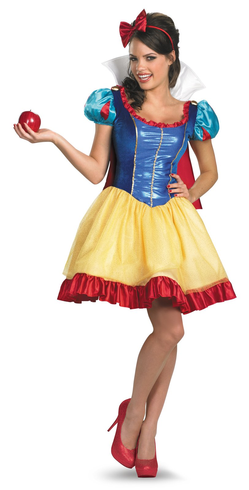 Sultry snow white costume
