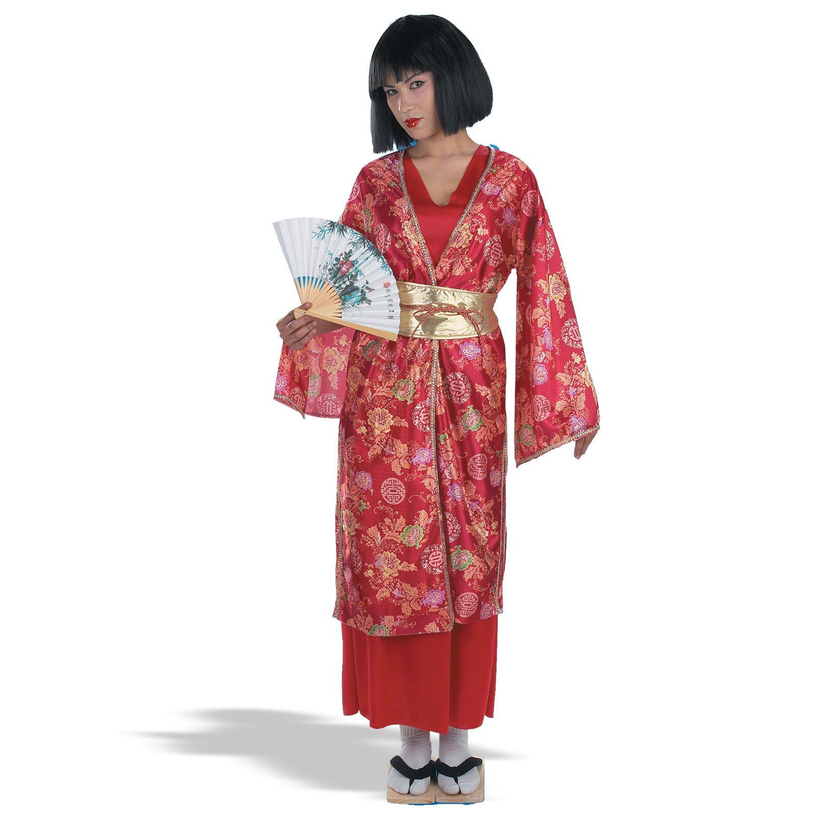 Buy Cheap Geisha Adult Costume - 100% Polyester