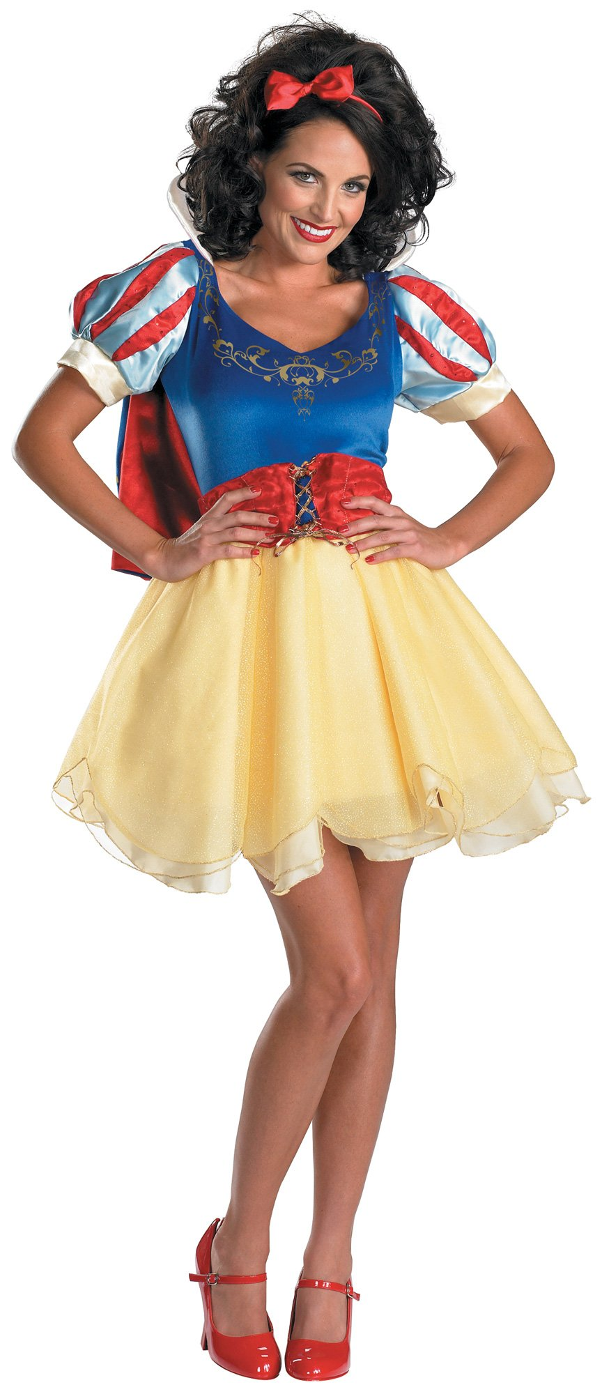 Buy Disney Princess Snow White Fancy Dress Costume 34 Years at Argos Thousands of products for same day delivery 395 or fast store collection
