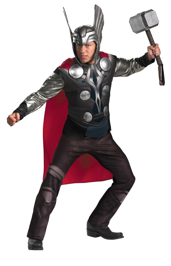 Prestige Thor Movie Cheap Movie Halloween Costume for Men