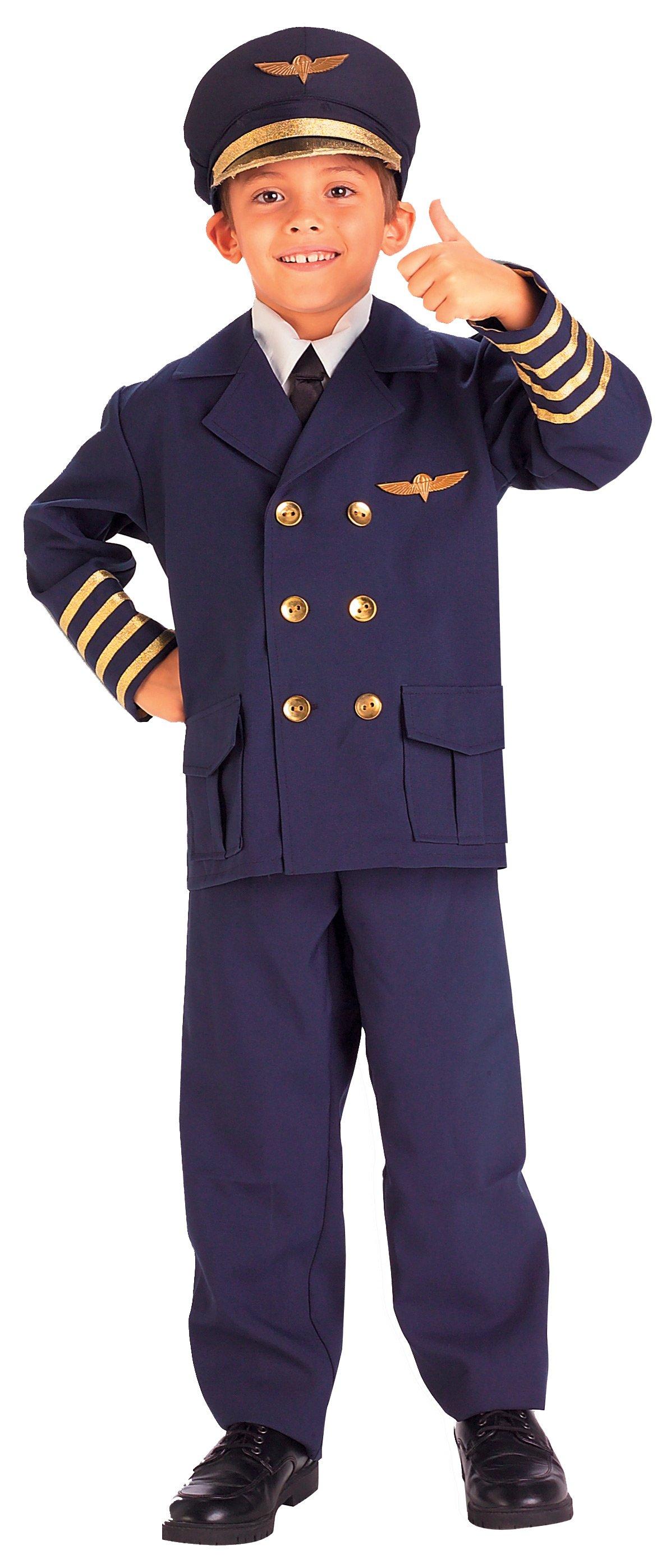 Как сделать костюм летчика ребенку