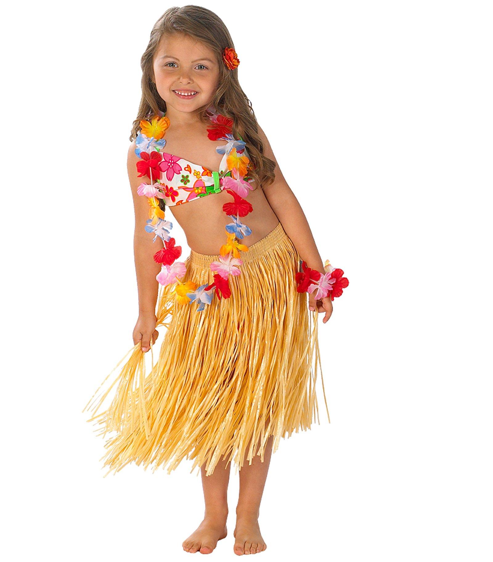 Все к гавайской вечеринке своими руками