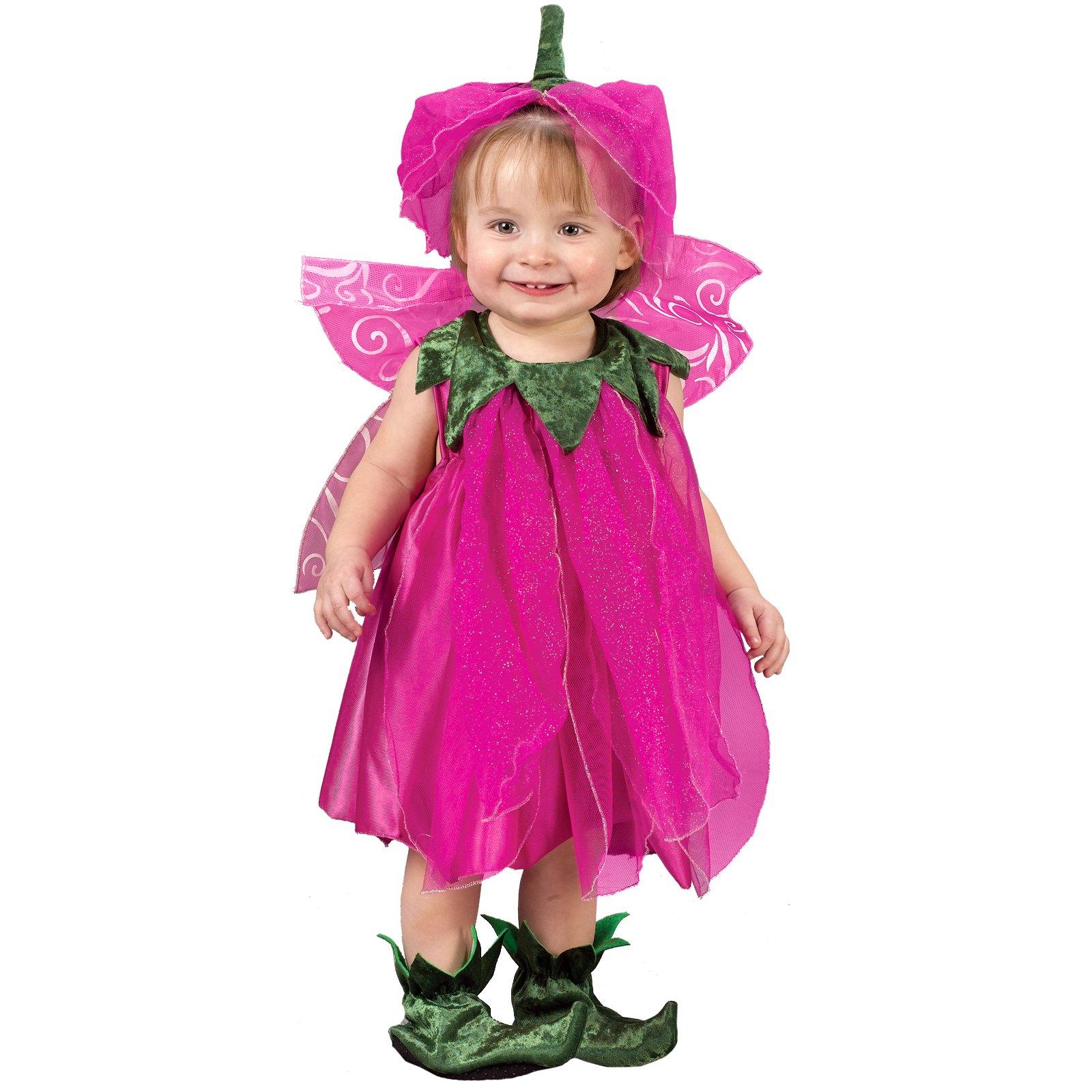 Как сделать новогодний костюм девочке своими руками