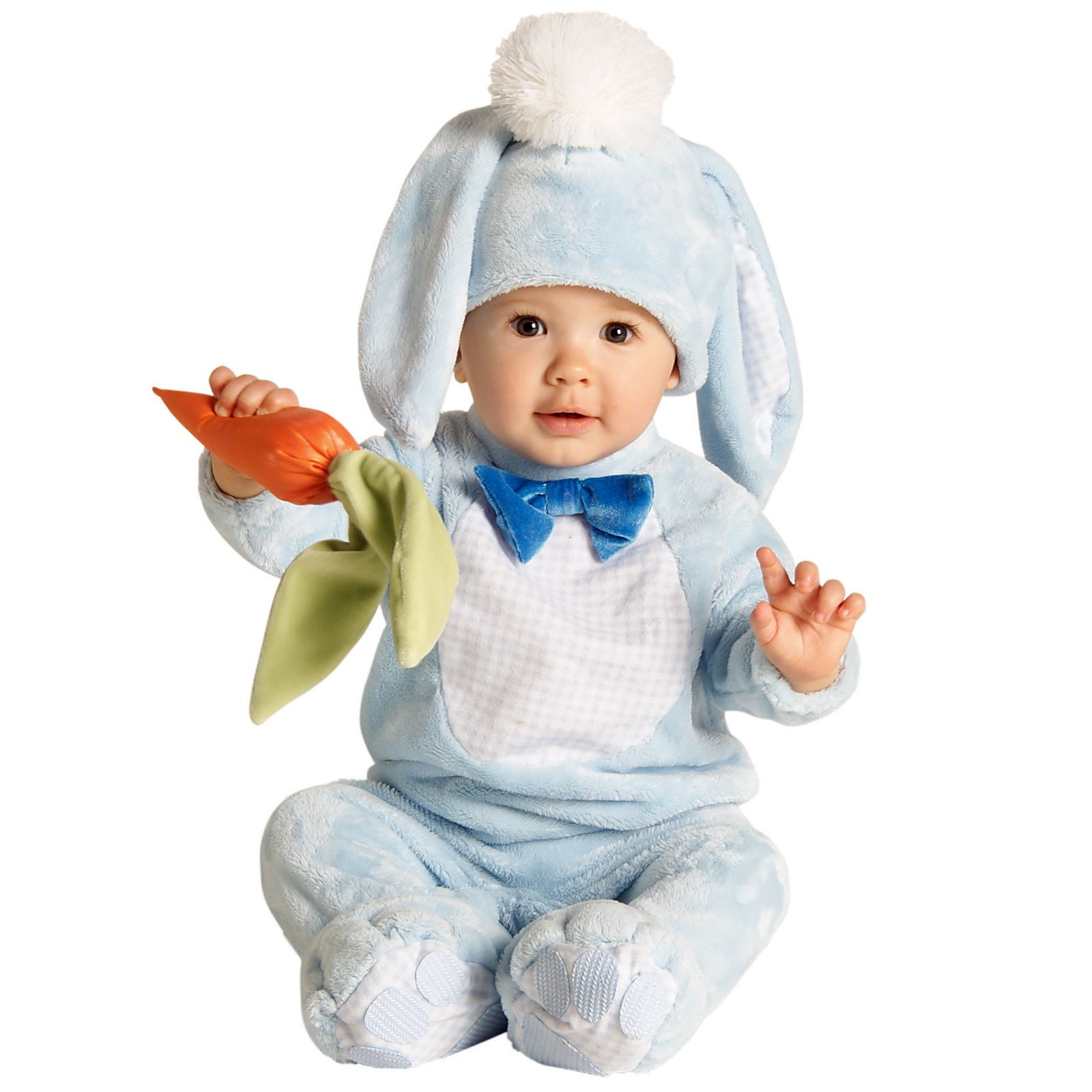 Новогодний костюм новорожденному своими руками