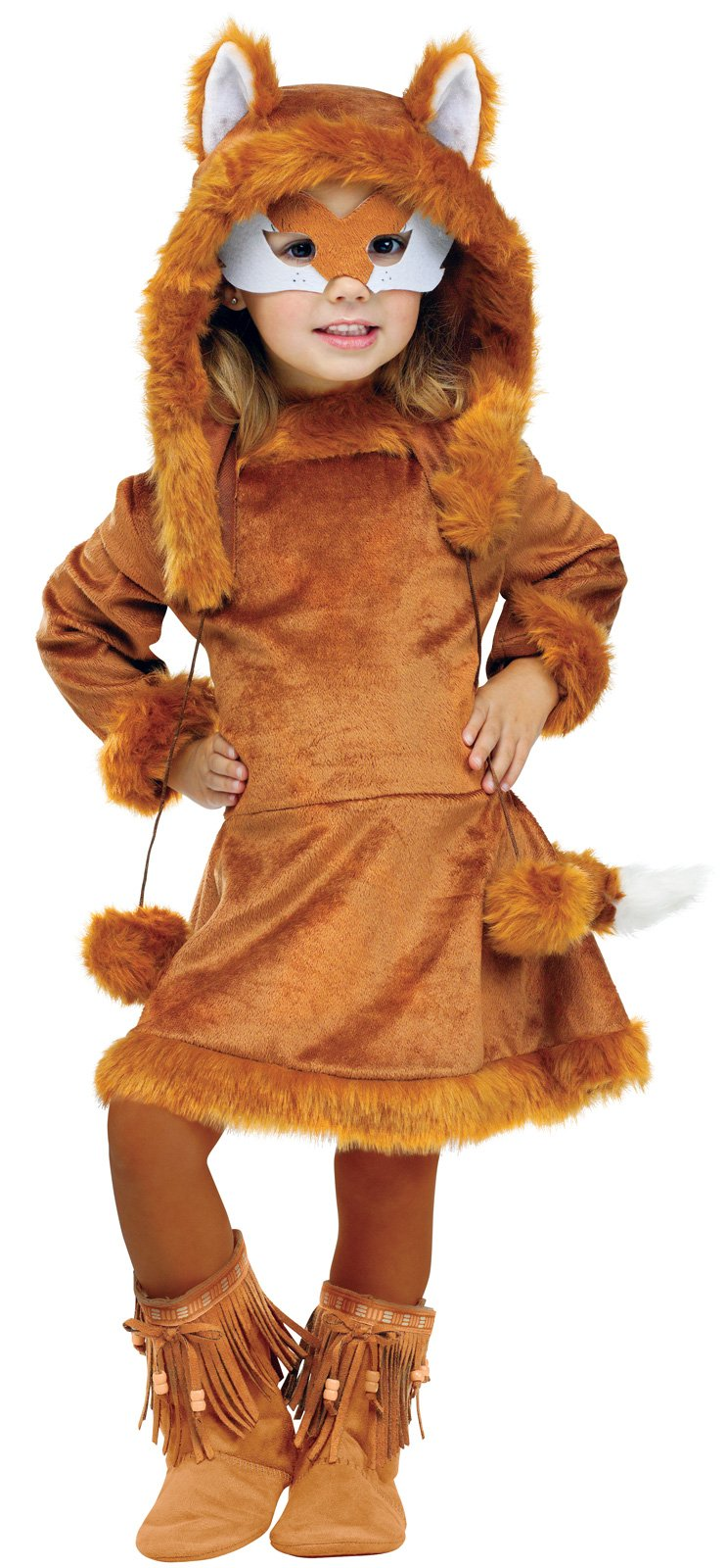 Костюм лисы своими руками фото