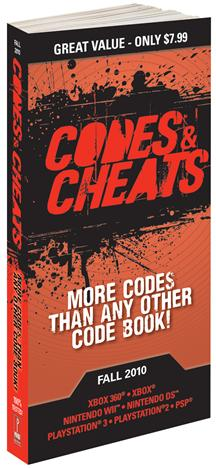 Most Complete Codes Cheats Handbook Fall 2010 Fos Ps3, Wii, Xbox