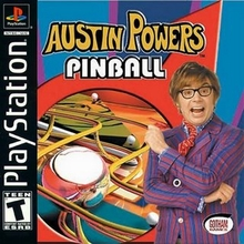 Playstation Austin Powers Pinball - PS1