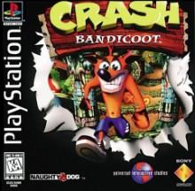 Playstation Crash Bandicoot - PS1