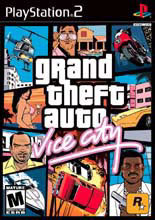 Playstation 2 Grand Theft Auto: Vice City PS2