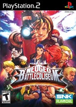 Playstation 2 Neo Geo Battle Coliseum - PS2