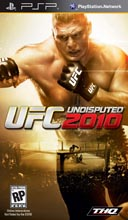 Playstation Portable UFC Undisputed 2010 PSP
