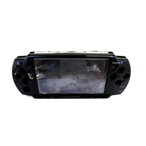 PSP 2000 - Piano Black PSP Slim Replacement Housing Parts Kit