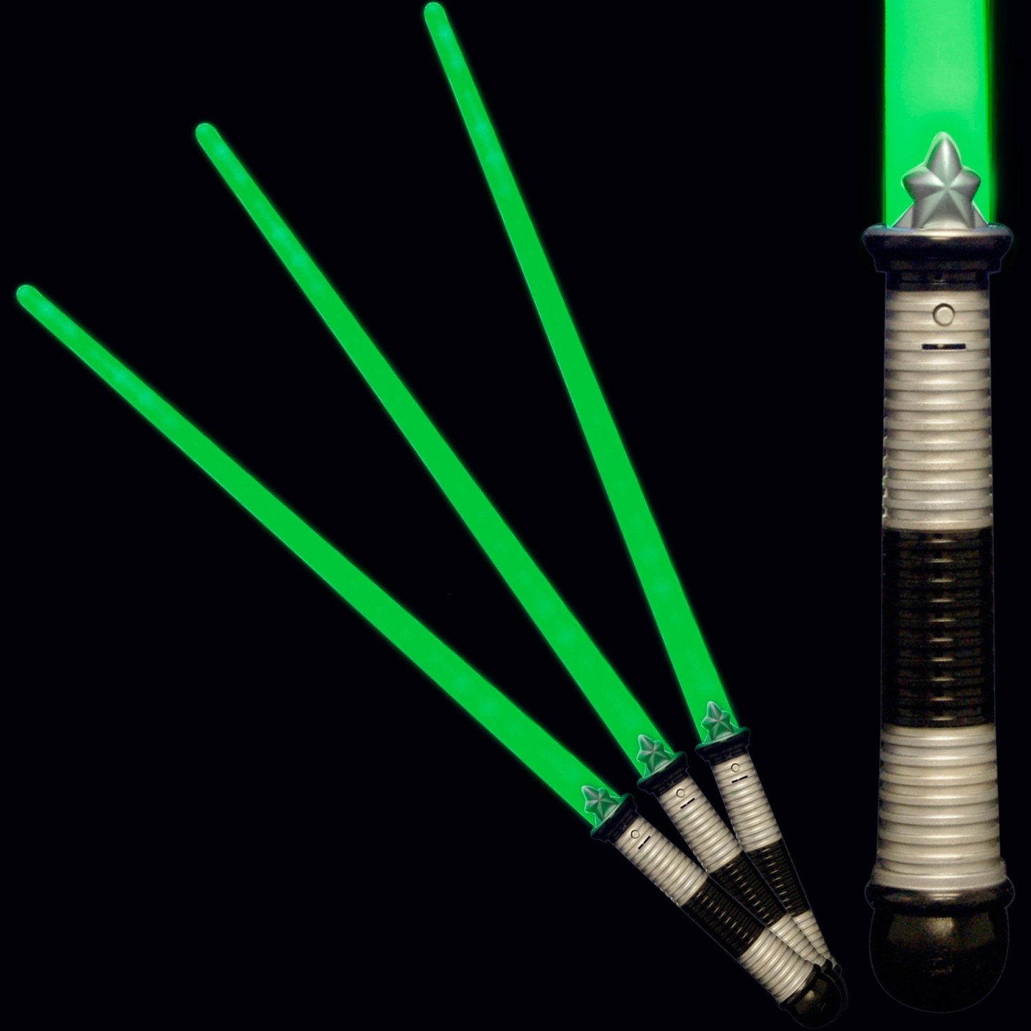 Light Up Wands And Led Swords For Glow In The Dark