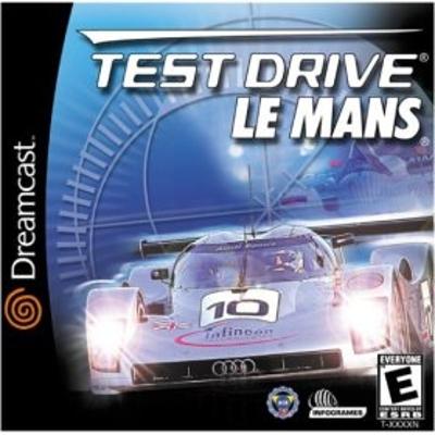 Dreamcast Test Drive Le Mans (Pre-Played)