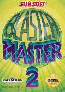 Sega Genesis Blaster Master 2 Pre-Played - Original Packaging