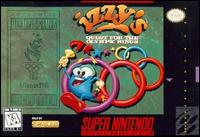Super Nintendo Izzy s Quest for the Olympic Rings Pre-Played - SNES
