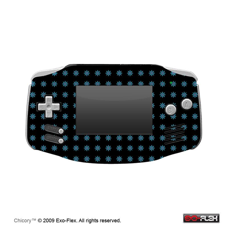 Chicory Gameboy Advance Skin