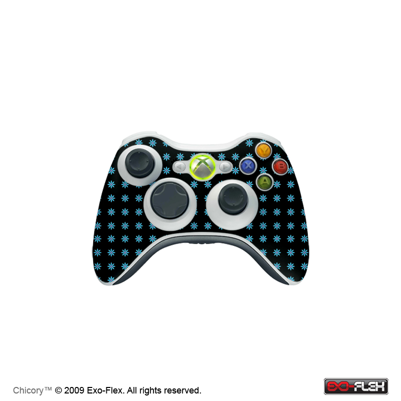 Chicory Xbox 360 Controller Skin