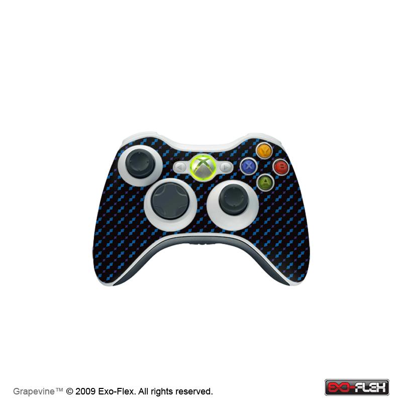 GrapeVine Xbox 360 Controller Skin
