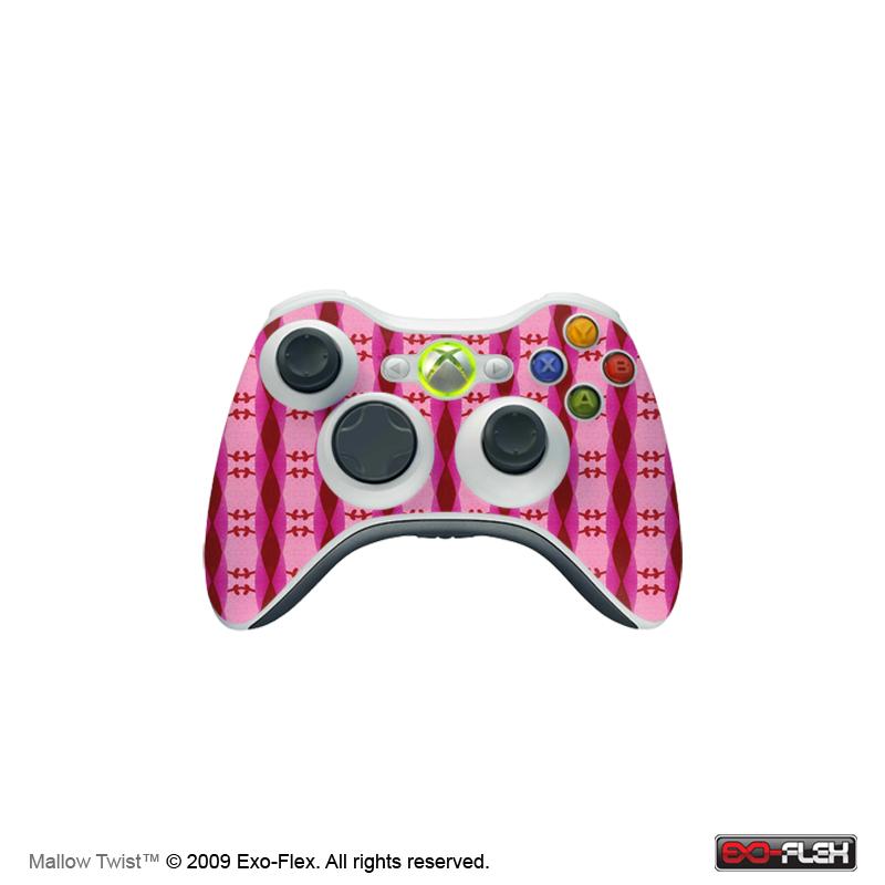 Mallow Twist Xbox 360 Controller Skin