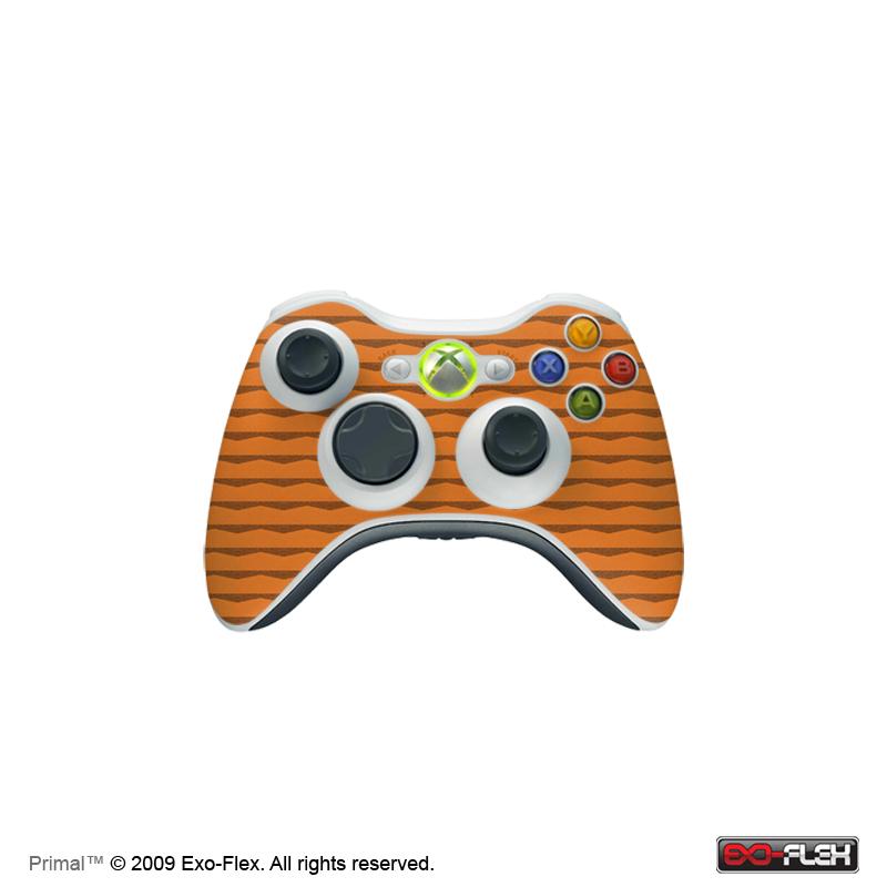 Primal Xbox 360 Controller Skin
