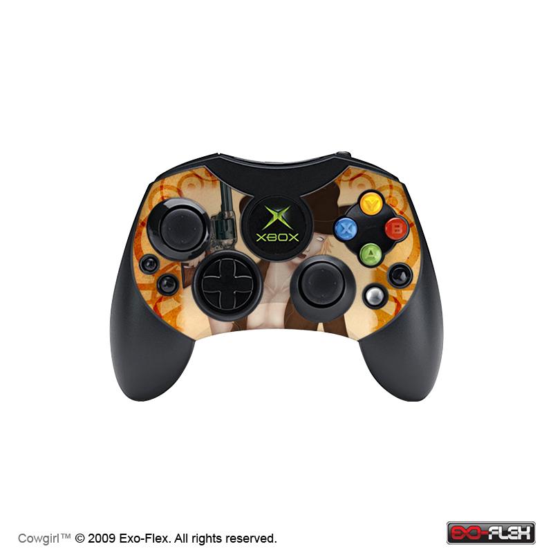 Cowgirl Xbox Controller Skin