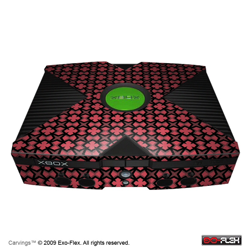 Carvings Xbox Console Skin