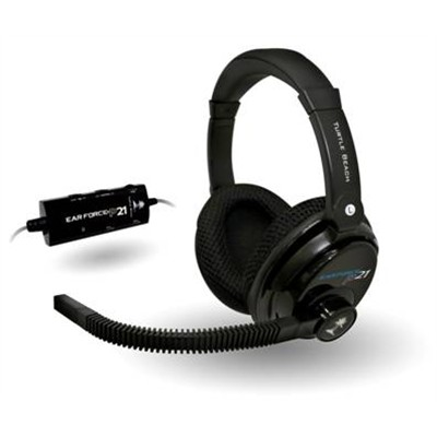 PS3 Turtle Beach Ear Force PX21 Turtle Beach Headset