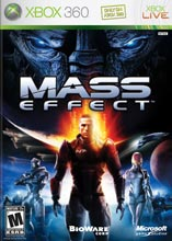 XBOX 360 Mass Effect PrePlayed