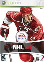 XBOX 360 NHL 08 PrePlayed - X360