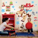 Cowboy Giant Wall Decals - Vinyl