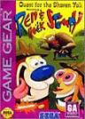 Game Gear Ren And Stimpy Quest For The Shaven Yak (cartridge Only)