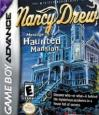 Gameboy Adv Nancy Drew Message In A Haunted Mansion (cartridge Only) [e