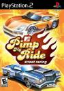 Playstation 2 Pimp My Ride Street Racing [E] (Disc Only)