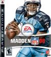 Playstation 3 Madden NFL 08 - Pre-Played PS3