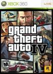 XBOX 360 Grand Theft Auto 4 PrePlayed - X360