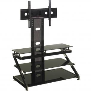 line Designs Zl23-44mu Portland Tv Stand With Integrated Flat Panel