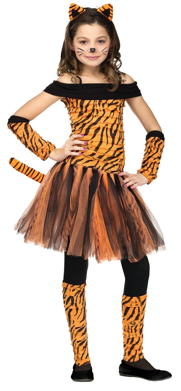 Buy Cheap Tigress Child Costume - Medium (8/10)